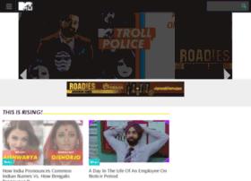 org.mtvindia.com