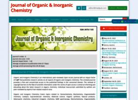 organic-inorganic.imedpub.com