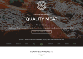 organic-meat-online.myshopify.com