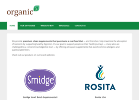 organic3.com