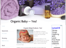 organicbaby-yes.com