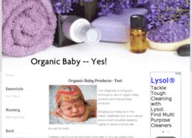 organicbaby-yes.com
