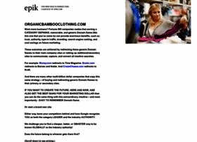 organicbambooclothing.com
