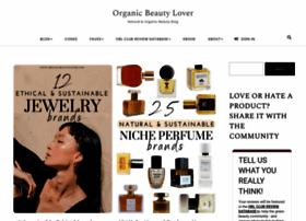 organicbeautylover.com