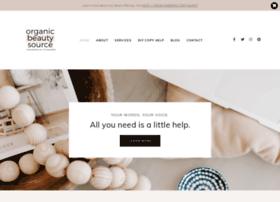 organicbeautysource.com