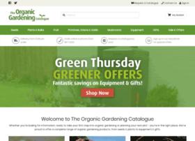 organiccatalog.com