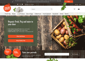 organicdeliverycompany.co.uk