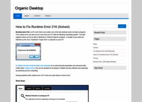 organicdesktop.com
