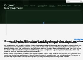 organicdevelopmentinc.com