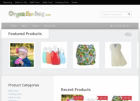 organicecobaby.com