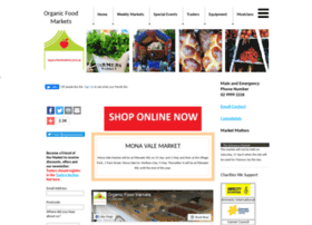 organicfoodmarkets.com.au