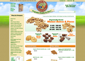 organicfruitsandnuts.com