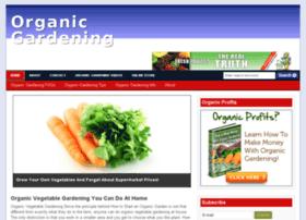 organicgardening.msfx.info
