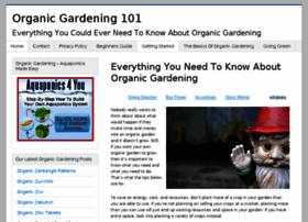 organicgardening101.org