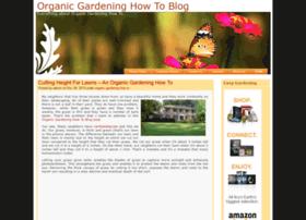 organicgardeninghowtoblog.com