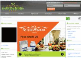 organicgardeningshop.com