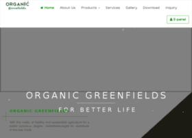 organicgreenfields.com