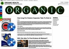 organichealthadviser.com
