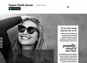 organichealthsystems.com