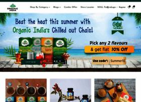 organicindia.com
