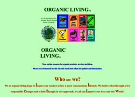 organicliving.com