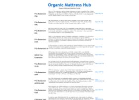 organicmattresshub.com