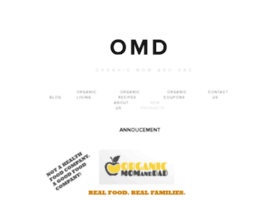 organicmomanddad.com