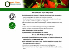organicplants.co.uk