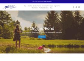 organicpond.com