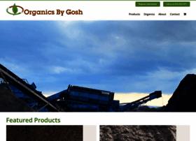 organicsbygosh.com