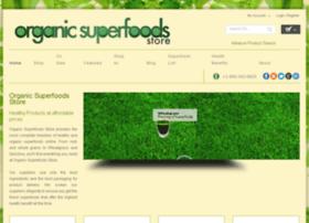 organicsfs.com