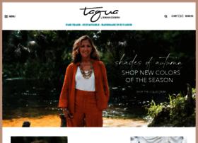 organictaguajewelry.com