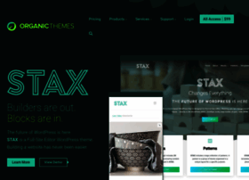 organicthemes.com