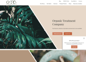 organictreatmentcompany.co.uk