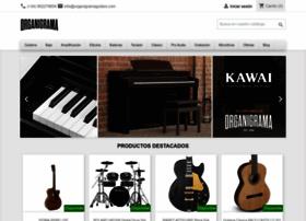 organigramaguitars.com