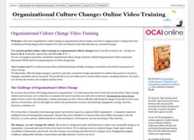 organizationalculturechange.com