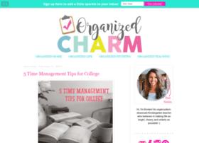 organizedcharm.blogspot.com