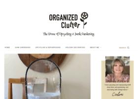 organizedclutterqueen.blogspot.com