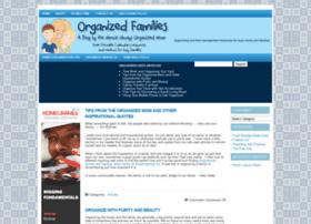 organizedfamilies.com
