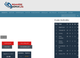 organizelig.com