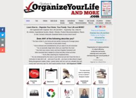 organizeyourlifeandmore.com