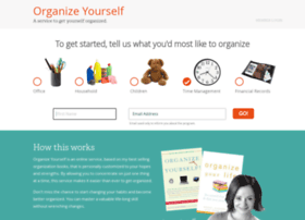organizeyourself.com
