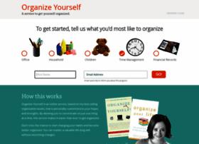 organizeyourselfonline.com