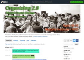 organizing20conference2015.sched.org