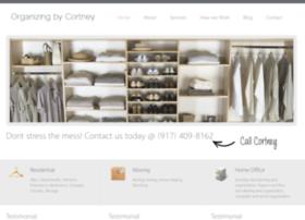 organizingbycortney.com