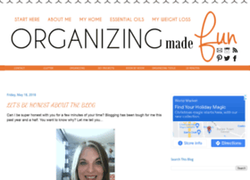 organizingmadefun.blogspot.in