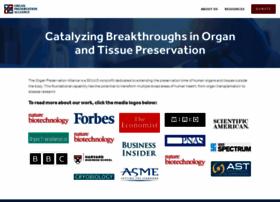 organpreservationalliance.org