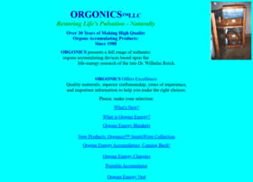 orgonics.com