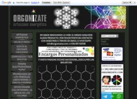 orgonizate.com