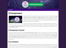 orhangazispor.org